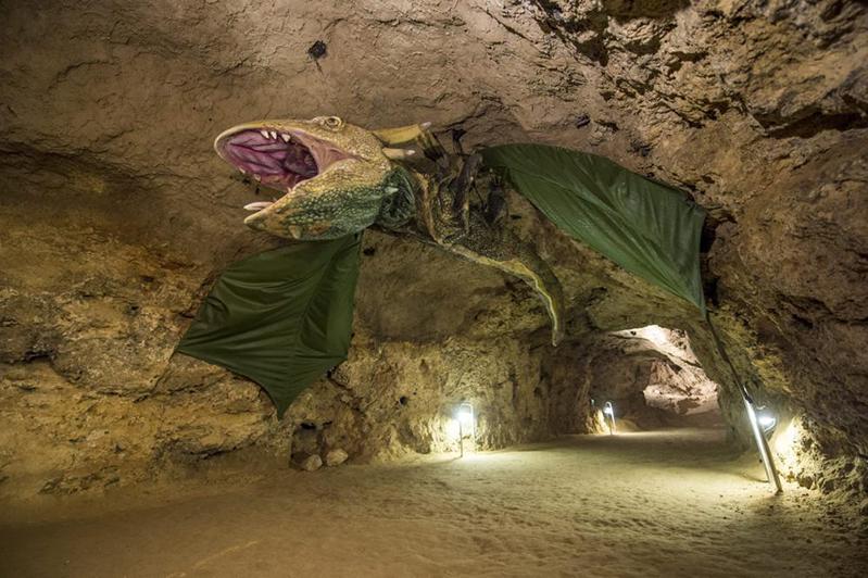 pécsi mésztufabarlang